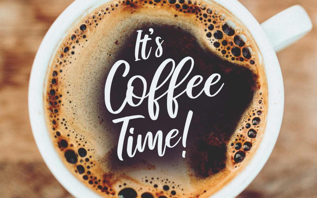 It's Coffee Time… but When's the Best Time to Brew It