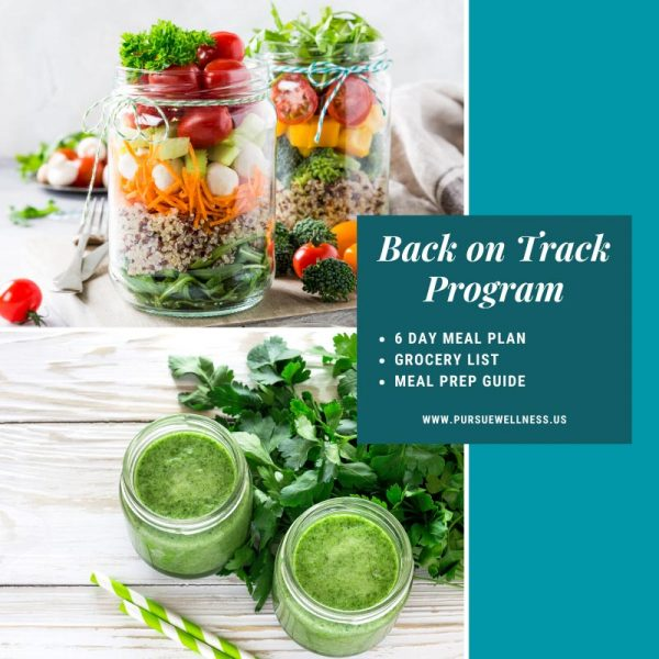 Back on Track Program