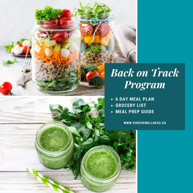 Back on Track Program
