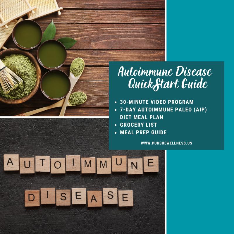 Autoimmune Disease QuickStart Guide